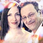 Oxana and Silvain